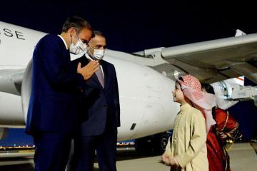 Mideast leaders plus France meet in Baghdad to talk security, diplomacy