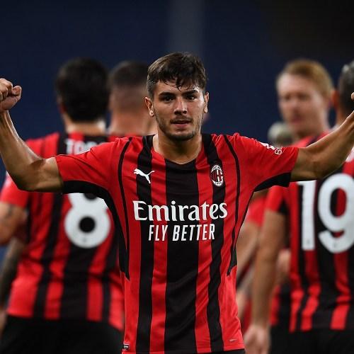Early Diaz strike gets Milan off to winning start