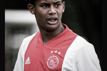 Ajax youth player Gesser, 16, dies in car accident