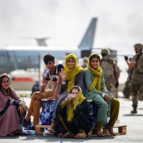 Taliban tells Germany, Afghans with legal papers will be able to travel beyond Aug. 31