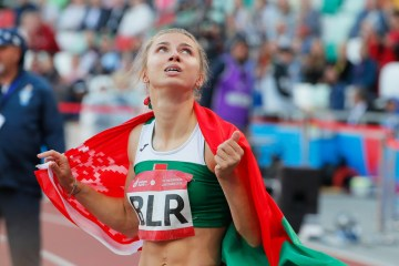 Belarus athlete 'safe and secure' in Tokyo as Poland, Czech offer visas