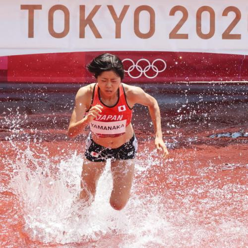 Sizzling Temperatures – Another record at Tokyo's games