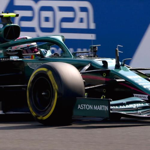 Vettel disqualified from Hungarian Grand Prix, Hamilton up to second