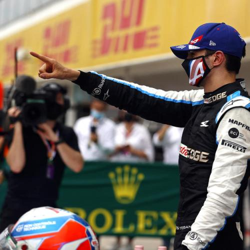 Ocon takes his first F1 win in Hungary with Alpine