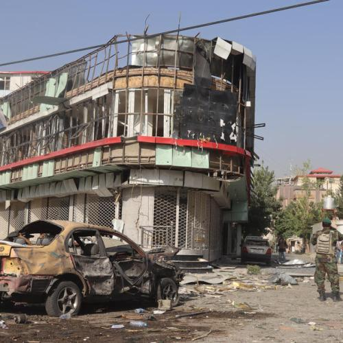 Taliban control 65% of Afghanistan, EU official says, after series of sudden gains
