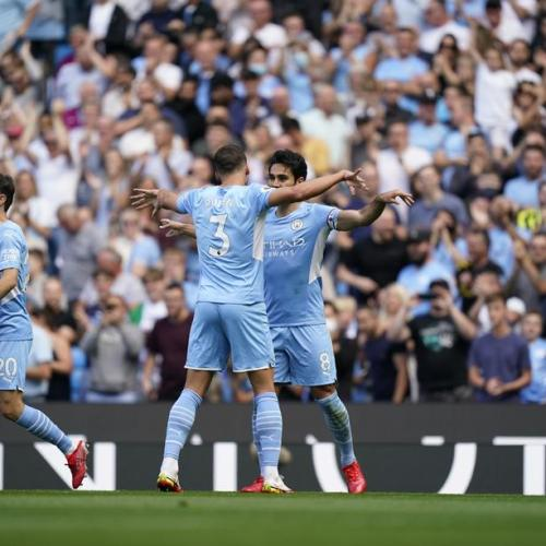 Manchester City have the most expensive squad in Europe with United second, says study