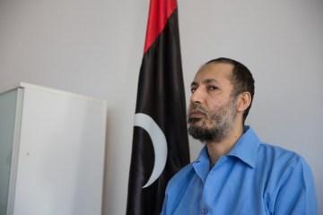 Libya frees Saadi Gaddafi, son of former leader