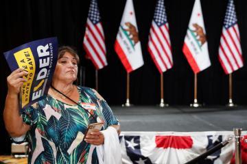 UPDATED: California Governor Newsom easily retains job, sweeps election