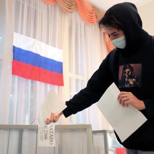 UPDATED: Russia's ruling pro-Putin party wins majority, credible reports of massive irregularities