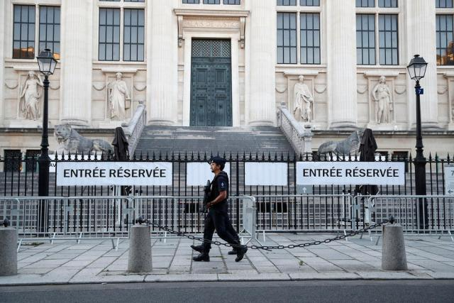 Paris Nov. 2015 attacks: key facts about the trial