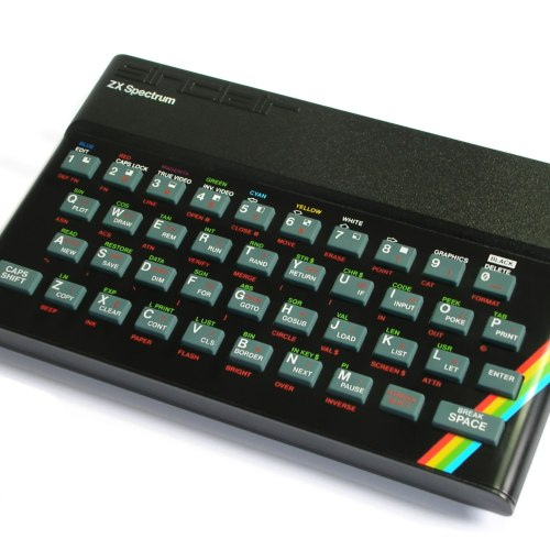 Sir Clive Sinclair, the father of the ZX Spectrum, died