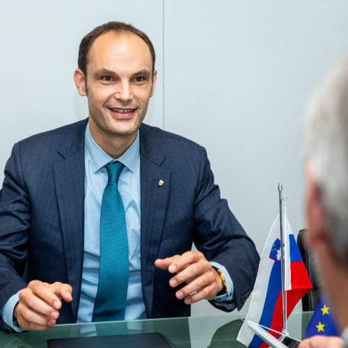 Aid is EU's bargaining chip in any Taliban recognition, says Slovenian EU presidency