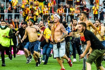 French League to meet after Lens v Lille crowd trouble