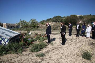 Malta's President visits Daphne Caruana Galizia's murder site / Malta News Briefing – Monday 13 September 2021