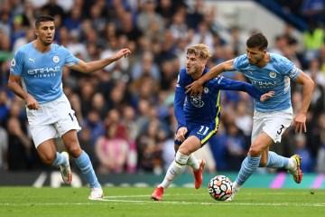 Jesus goal earns Manchester City win over Chelsea