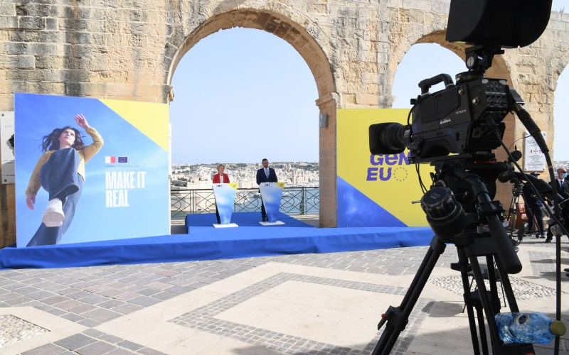 Malta's Recovery and Resilience Plan: a gamechanger for the country's economic transformation