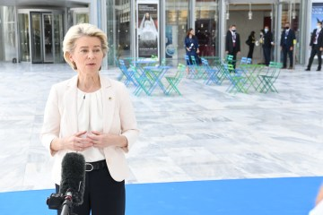 EU countries struggle to agree approach to COP26 climate talks