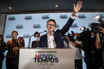 Portugal's ruling Socialists lead in local elections but lose Lisbon
