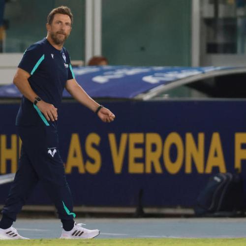 Verona and Cagliari fire coaches three games into Serie A season
