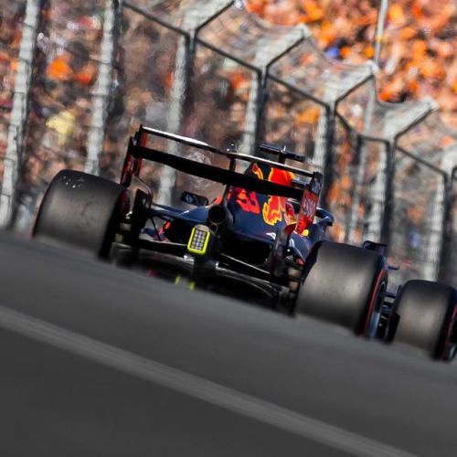 Verstappen takes Dutch GP pole with Hamilton alongside