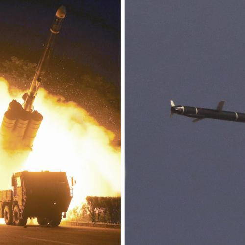 North Korea tests first 'strategic' cruise missile with possible nuclear capability