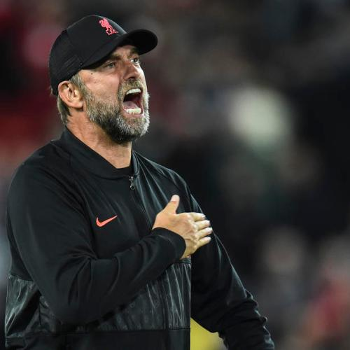 Liverpool cannot waste points in another tough season, says Klopp