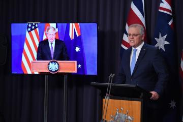 Australia says it regrets France's ambassador recall decision