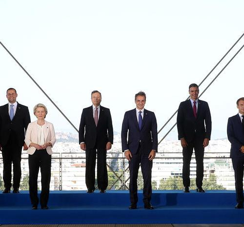 EU's Mediterranean states demand global action on climate crisis
