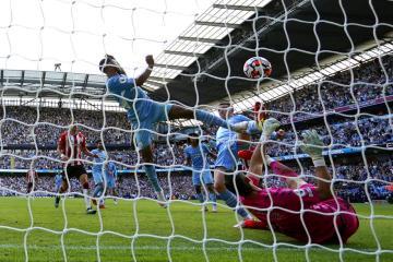 Man City held to frustrating draw by Southampton despite VAR reprieve