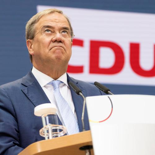 Armin Laschet steps down as NRW state premier