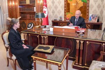 Tunisian PM says economic reform is government priority