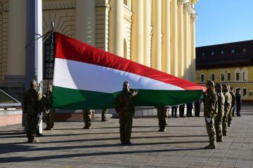 Photo Story: Hungary commemorates the Anniversary of 1956 Hungarian Revolution