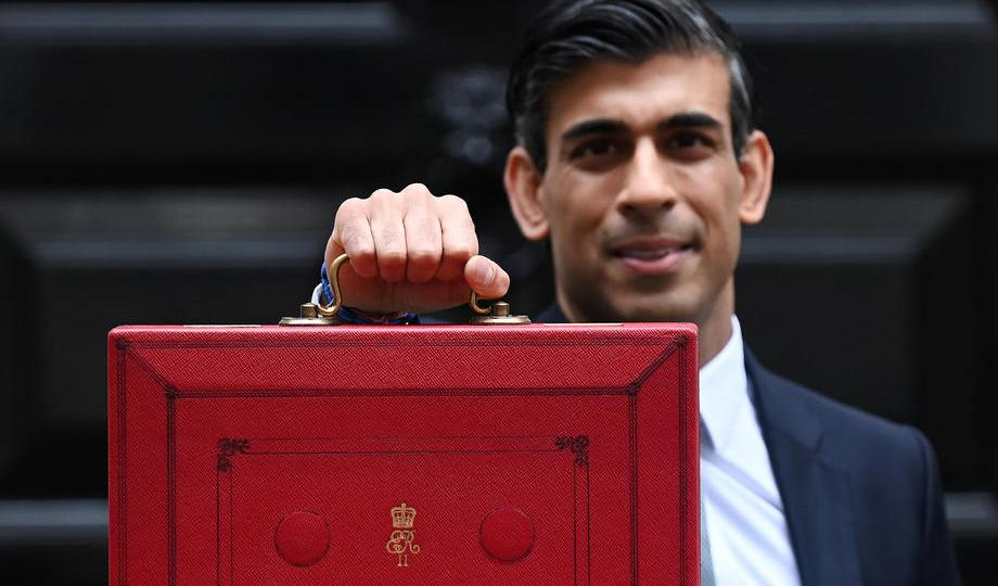 UPDATED: UK's Sunak delivers budget speech and spending review