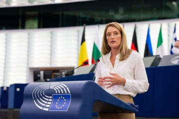 Roberta Metsola touted as the next European Parliament President consensus choice – POLITICO