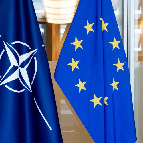 'Don't be afraid' of EU defence ambitions, France tells NATO