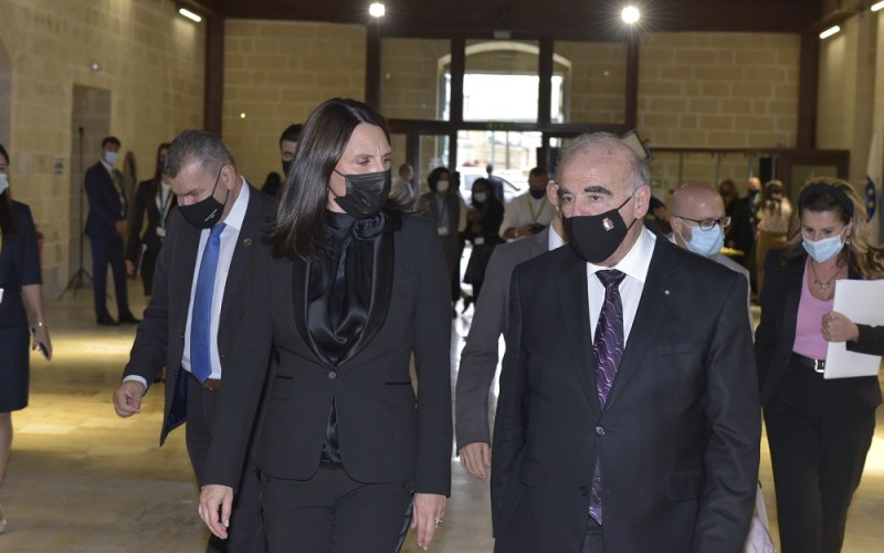 Malta President calls for European consensus on migration and a 'coalition of the willing' among EU partners