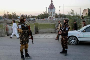 Talibansay forces destroy Islamic State cell hours after Kabul blast