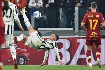 Kean goal earns Juventus narrow win over Roma