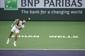 BNP Paribas Open tennis tournament
