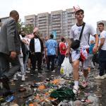 England get one-game stadium ban over Euro 2020 final chaos