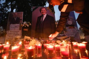 Are we safe? Killing of UK lawmaker makes colleagues nervous