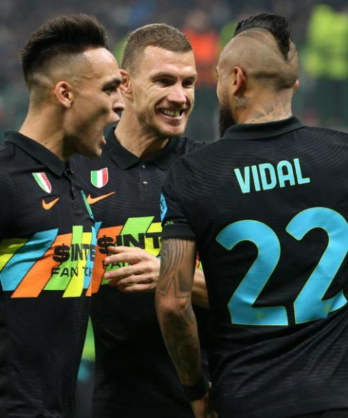 Inter inflict first Champions League defeat on debutants Sheriff