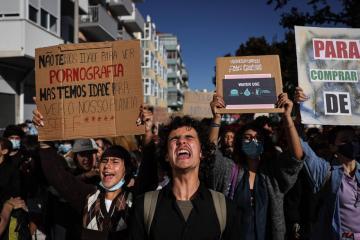 Photo Story – Global Climate Strike Demonstration in Lisbon