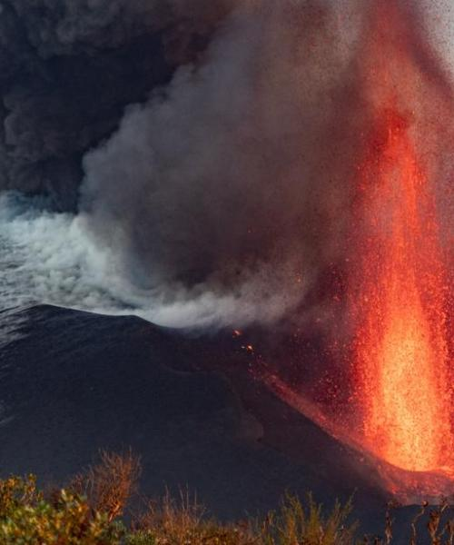 Photo Story – Cumbre Vieja Volcano Eruption