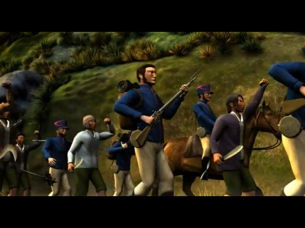 Crean videojuego '1814: La rebelión del Cusco' sobre la Independencia del Perú (VIDEO)