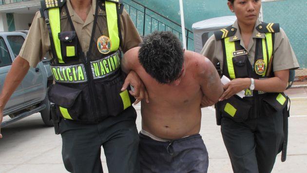 Resultado de imagen para la policia y la delincuencia en el  peru