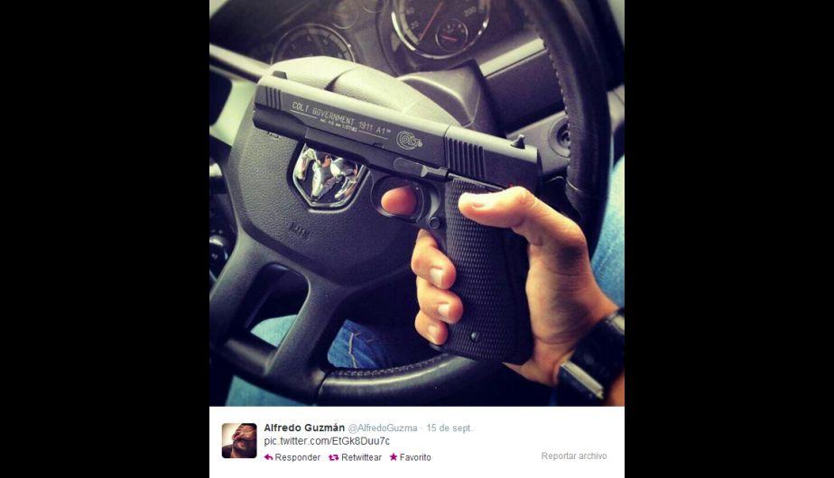 México, Twitter, Narcotráfico, El Chapo Guzmán