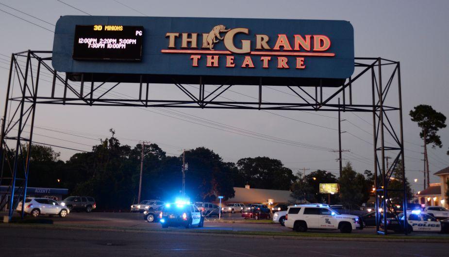 EEUU: 3 muertos y 9 heridos dejó tiroteo en cine de Luisiana [Fotos y videos]