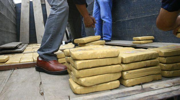 Cocaína tenía como destino final la ciudad de Lima.  (Trome/Referencial)