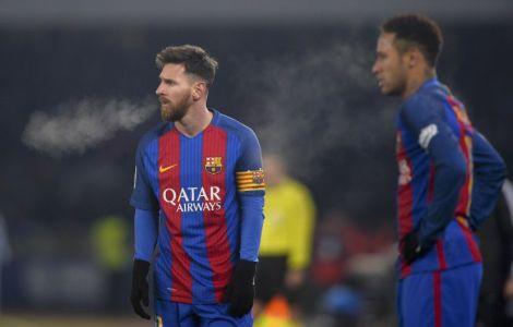 Barcelona vs. Eibar EN VIVO
